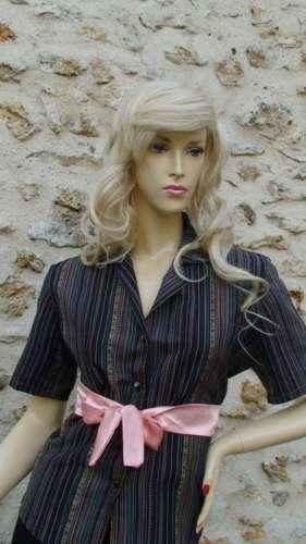 Camasa neagra vintage