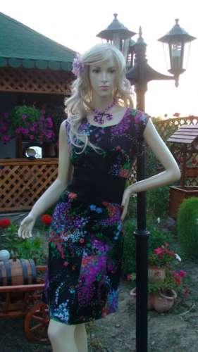 rochie vintage anii 60