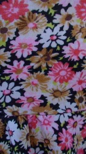 rochie inflorata vintage