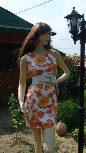 rochie retro scurta