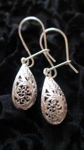 cercei din argint repro