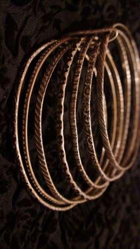 bratari metalice vintage