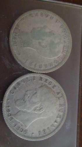 Monede romanesti - Moneda Carol I 1866-1906