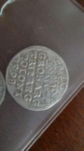 Moneda poloneza Sigismund III 1598