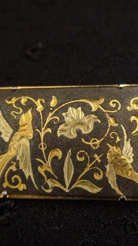 brosa aur negru de Toledo
