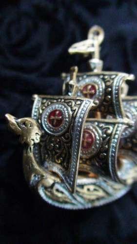 Brosa aur de Toledo